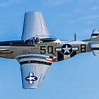 "P-51D Mustang 44-13521/5Q-B G-MRLL ""Marinell"" by Colin Smedley"