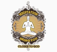 meditation bring you closer to god by ramanandr