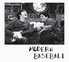 Modern Baseball // Drake and Josh by pohkemon