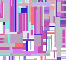 Colourful Blocks by darkhorseaustralia
