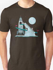 Penguin Space Race T-Shirt