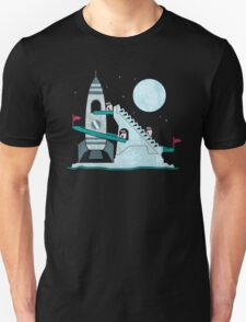 Penguin Space Race T-Shirt