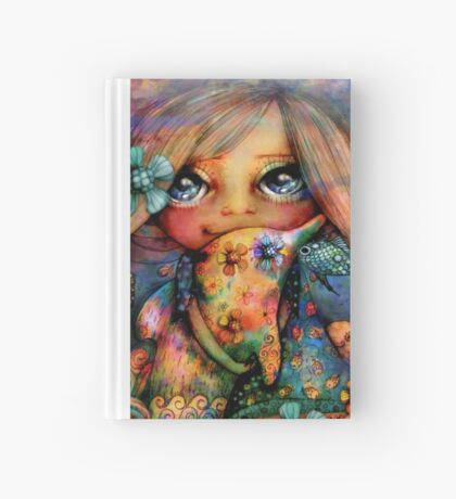Dolphin Hugs Hardcover Journal