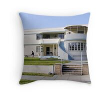 Fort Moderne  Throw Pillow