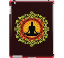 Eight limb path of yoga iPad Case/Skin