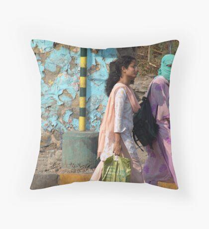 Pune, India Throw Pillow