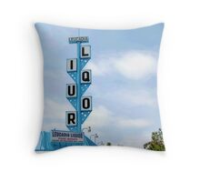 Leucadia Liquor Throw Pillow