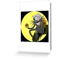 HalloweenTime Greeting Card