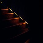 Night Terror 3: Stairs. by science