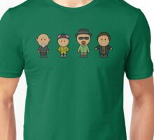 Breaking Bad characters Unisex T-Shirt