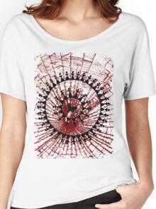 Warli - Tribal Art Women's Relaxed Fit T-Shirt
