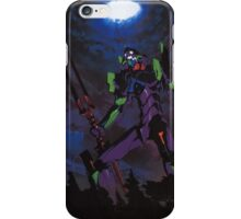Eva 01 iPhone Case/Skin