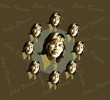 John Denver [Brown] #2 by vdezine
