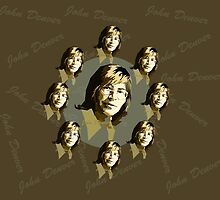 John Denver [Brown] #2 by vdezine