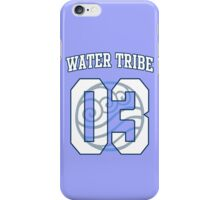 Water Tribe Jersey #03 iPhone Case/Skin