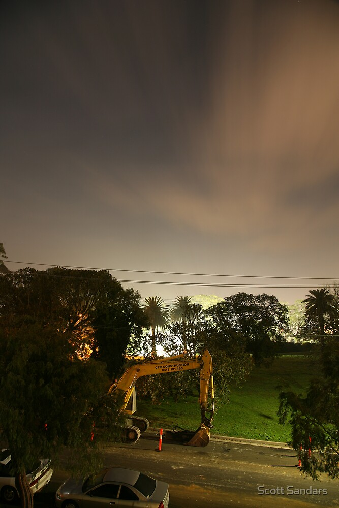 night works by Scott Sandars