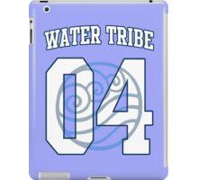 Water Tribe Jersey #04 iPad Case/Skin