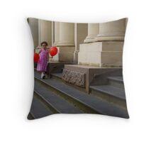 The joys of Innocence Throw Pillow