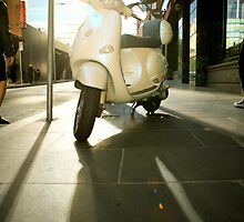 Vespa Chic by Tim Heraud