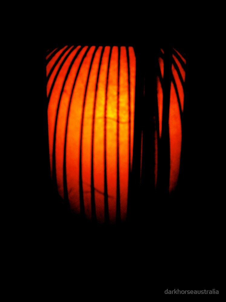 Japanese Lamp by darkhorseaustralia