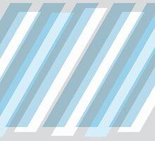 Slat Series, No.1 by walter wynne