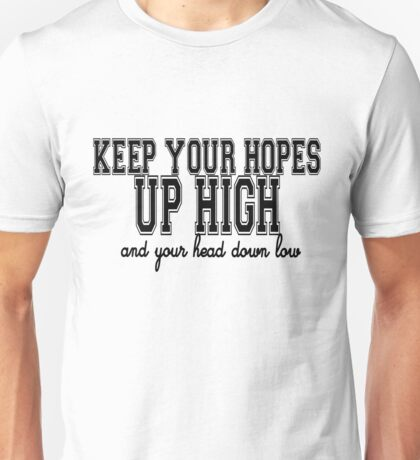 A Day To Remember - Keep Your Hopes Up High Unisex T-Shirt