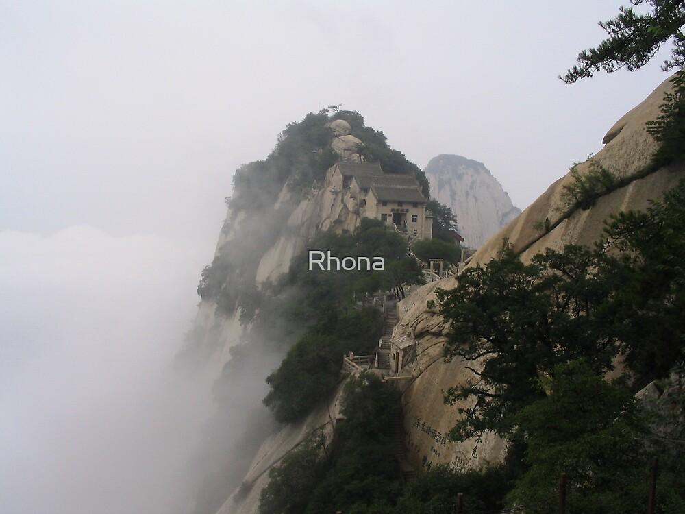 Hua Shan by Rhona