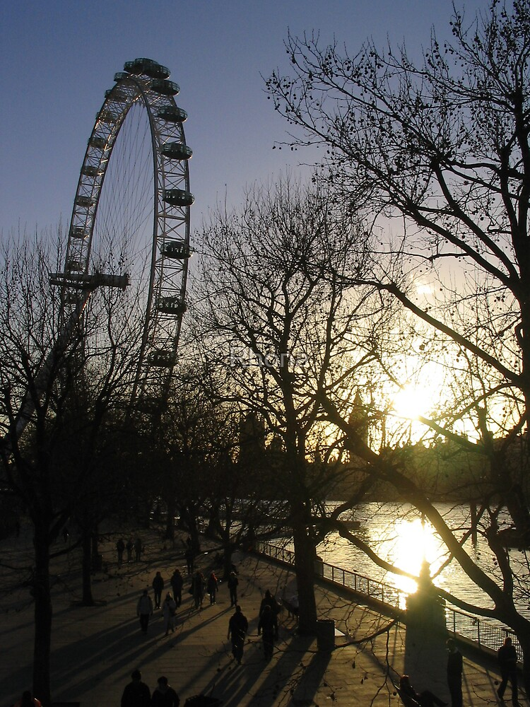 London by Rhona
