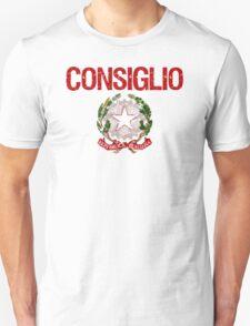 Consiglio Surname Italian T-Shirt