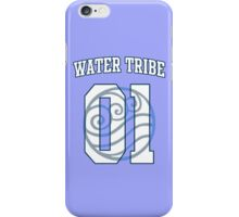 Water Tribe Jersey #01 iPhone Case/Skin