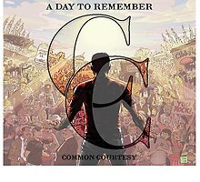 A Day To Remember - Common Courtesy by FoolishSamurai