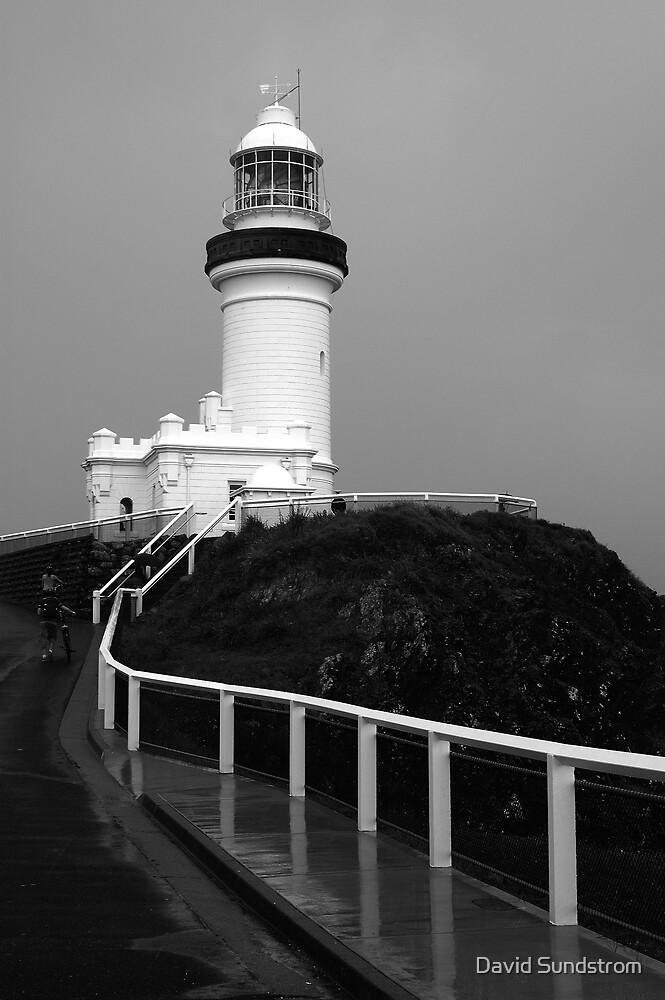 Lighthouse by David Sundstrom