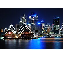Harbour Sails Photographic Print