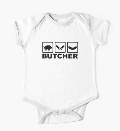 Butcher One Piece - Short Sleeve