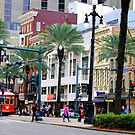 New Orleans - Canal St. Line by ACImaging