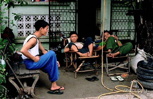 Myanmar (Burma) 2005. by rednuppy