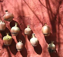 Pots on the Wall by Jeremy4444