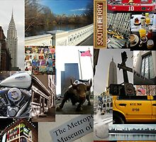 NYC Collage by Jeremy4444