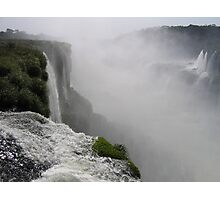Mighty Iguazu Falls Photographic Print