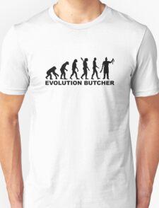 Evolution butcher Unisex T-Shirt