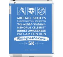 The Office Dunder Mifflin - Rabies Awareness Fun Run iPad Case/Skin