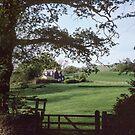 Farm Troutbeck England 198405190002m by Fred Mitchell