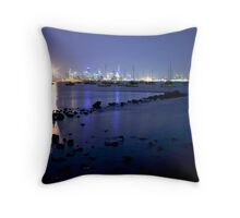 From Willy with Love. Throw Pillow