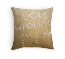 Fair Trade Throw Pillow