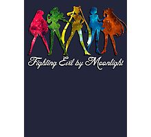Sailor Moon - Nebula Scouts Photographic Print