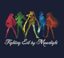 Sailor Moon - Nebula Scouts by MissDoobie