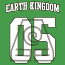 Earth Kingdom Jersey #05 by iamthevale