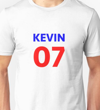Kevin 07 Unisex T-Shirt