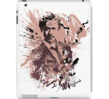 RDJ iPad Case/Skin