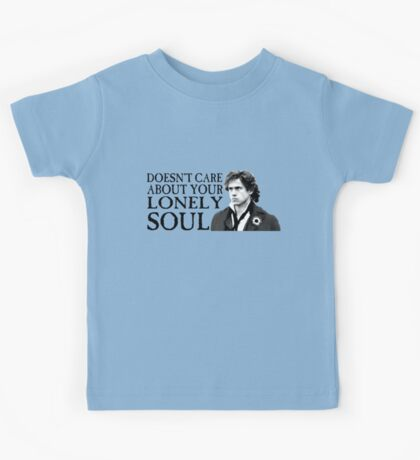 Who Cares About Your Lonely Soul?  Kids Tee
